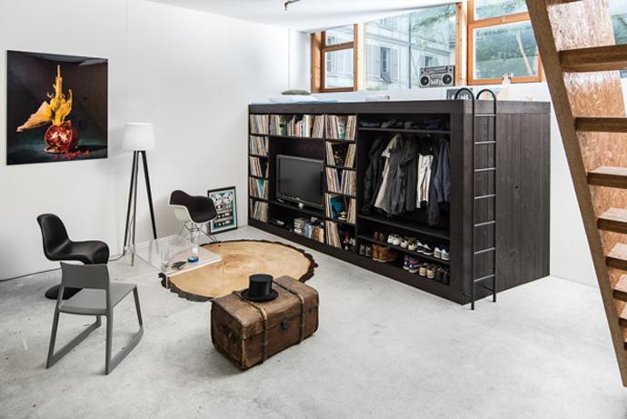 The Living Cube compact funiture idea by Till Könneker  (7)