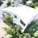 บ้านโมเดิร์นใจกลางเมืองโตเกียว ใส่ความเป็นธรรมชาติ มาสู่ชีวิตแบบยั่งยืน