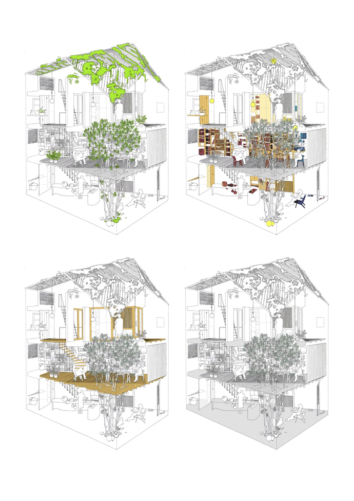 city townhouse contemporary in vietnam (1)