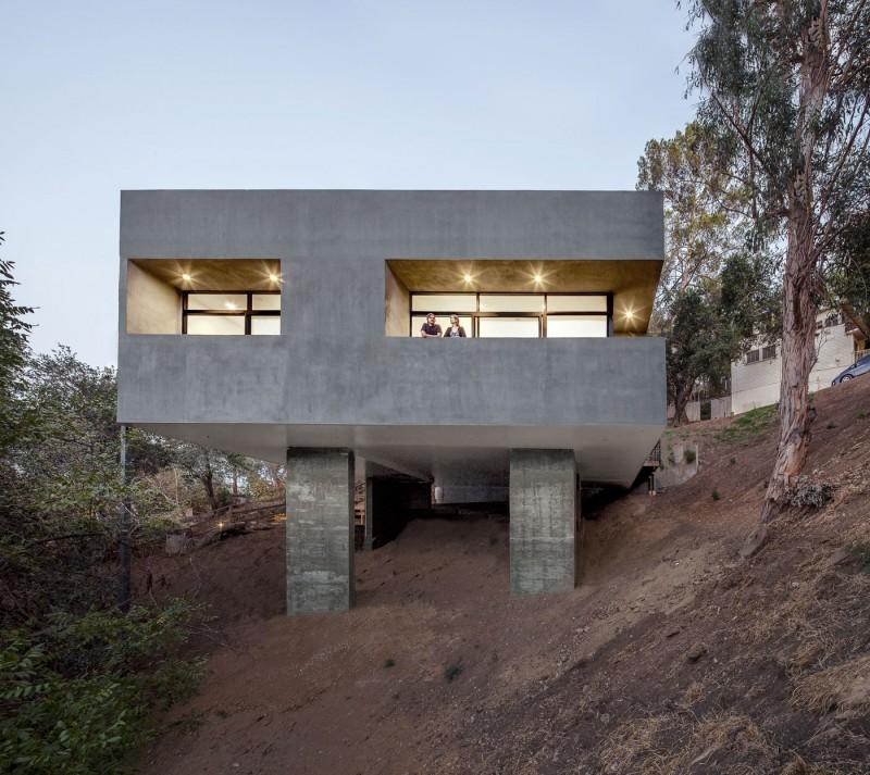 contemporary house hill la usa (4)