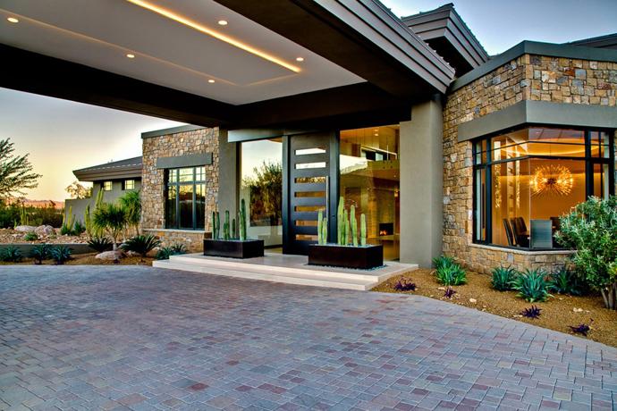 contemporary house in desert modern (17)