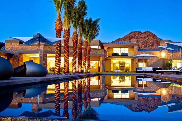contemporary house in desert modern (9)