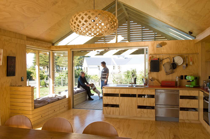 cottage house wood in new zealand (7)