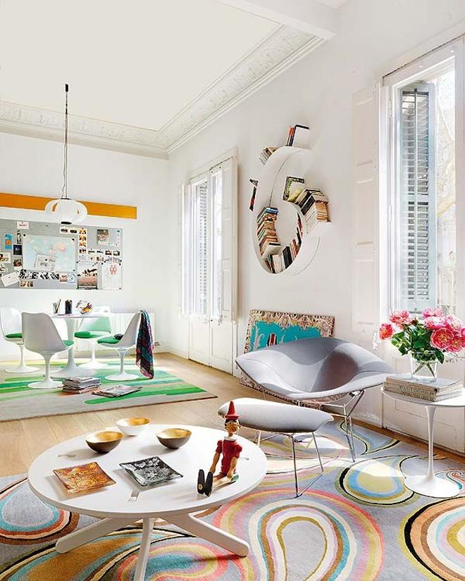 elegant apartment room decorating idea (10)