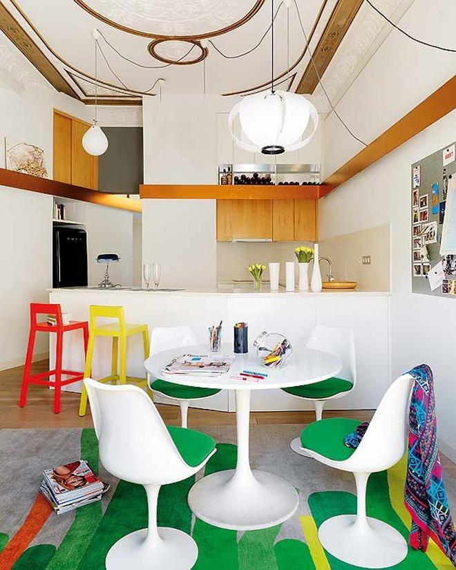 elegant apartment room decorating idea (11)