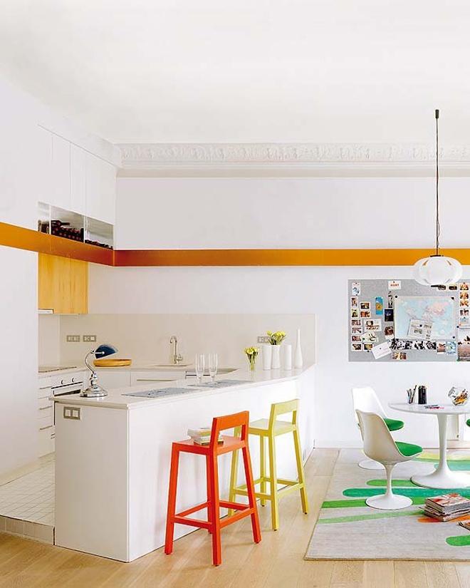 elegant apartment room decorating idea (5)
