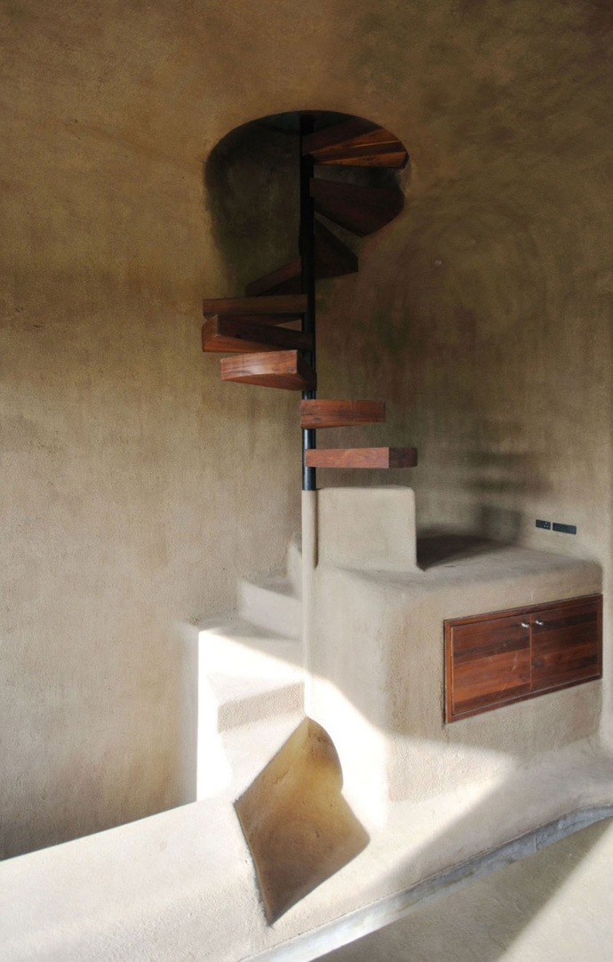 house contemporary with nature in india (11)
