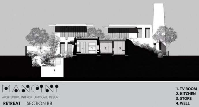 house contemporary with nature in india (17)
