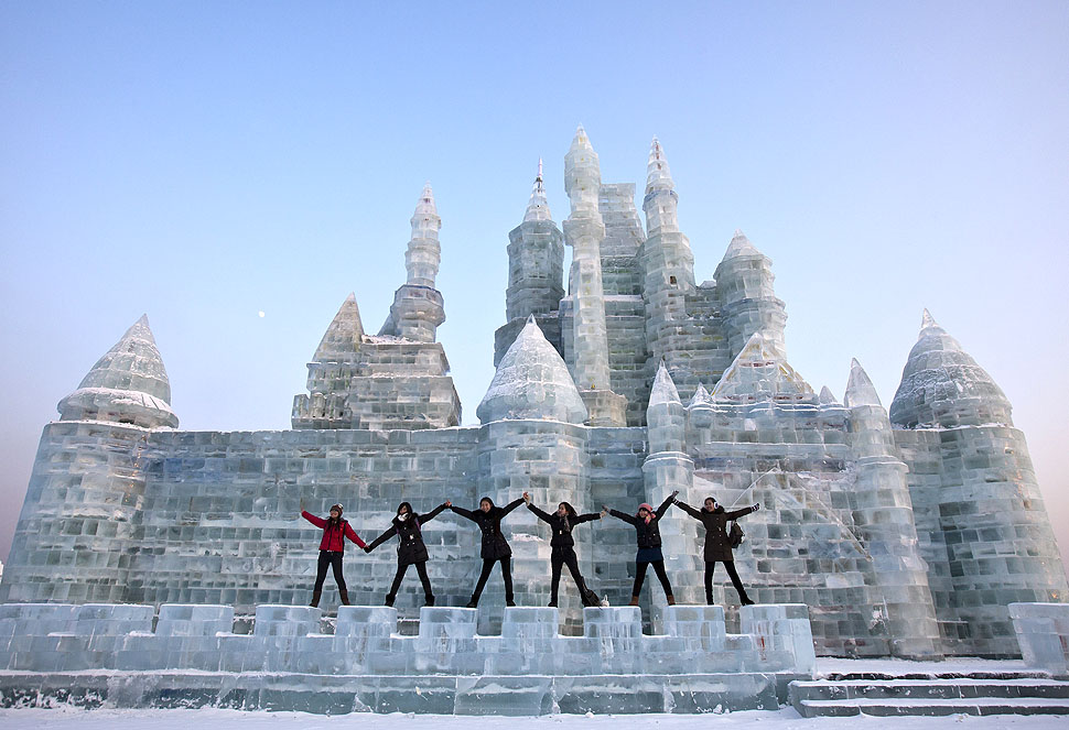Pictures in the News: Harbin, China
