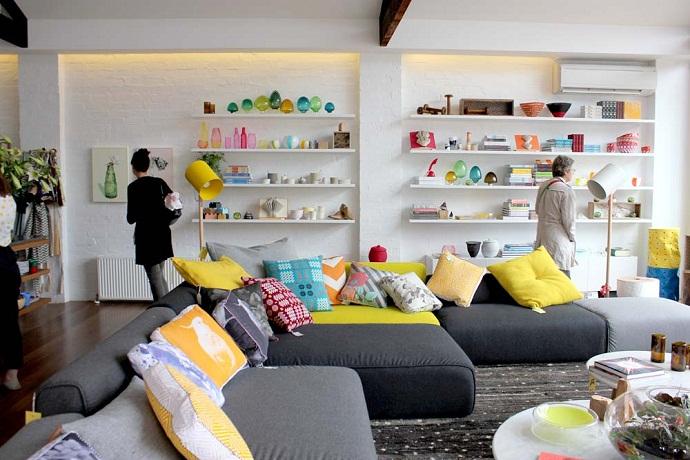 interior decoration peaceful vivid (2)