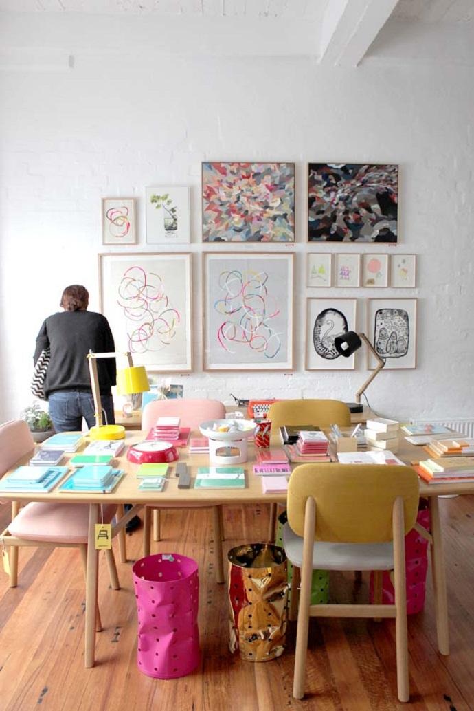 interior decoration peaceful vivid (3)