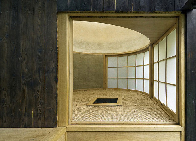 japanese tea house in the garden (6)