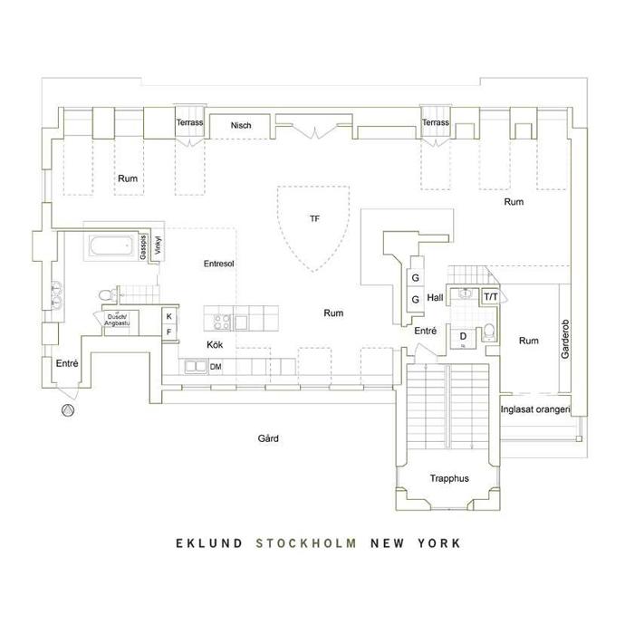 large condominium design in dweden (1)