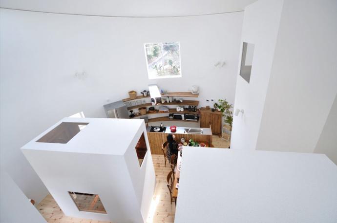 loft style house in japan idea (11)