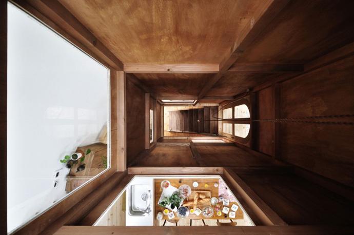 loft style house in japan idea (3)