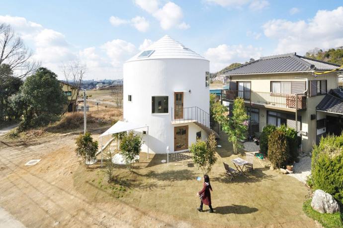 loft style house in japan idea (4)