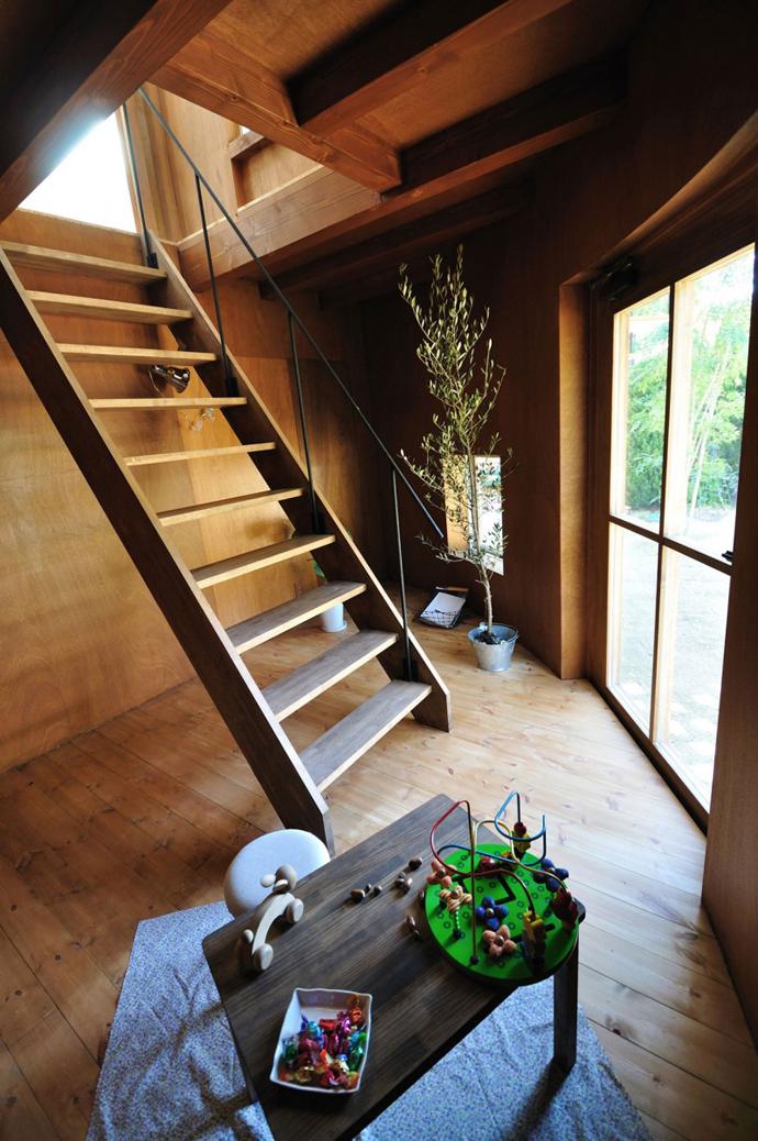 loft style house in japan idea (6)