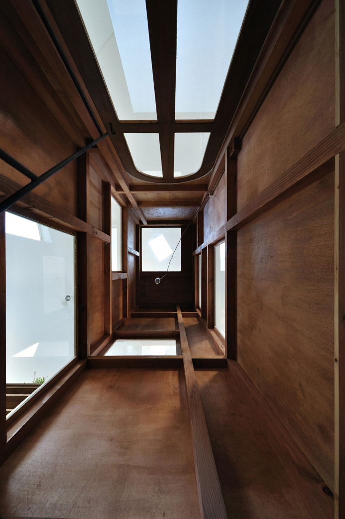 loft style house in japan idea (7)