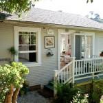 บ้านทรงกระท่อมหลังเล็ก ออกแบบตกแต่งสไตล์วินเทจ สำหรับรูปแบบชีวิตเรียบง่าย