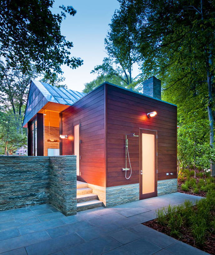 mini modern cottage house in forest usa (6)