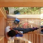 ไอเดียห้องสมุดในสวน ให้อ่านหนังสือท่ามกลางธรรมชาติ กับบรรยากาศเพลินตา
