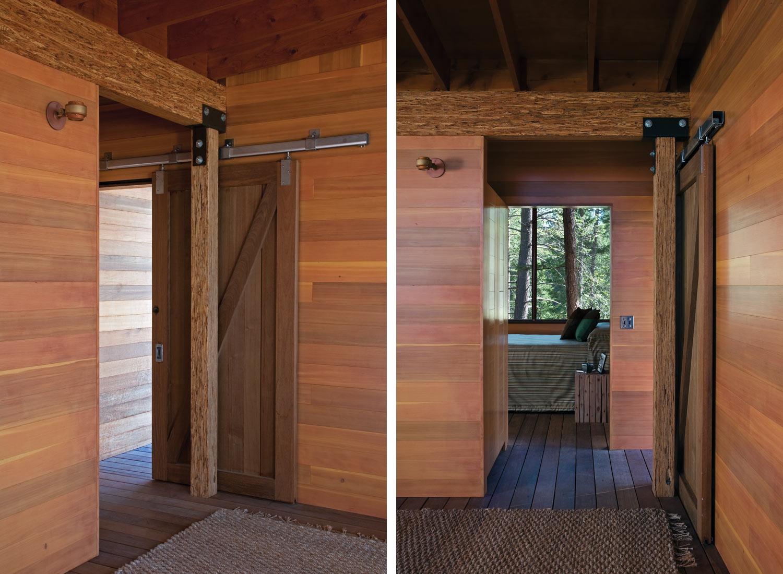 modern cabin in the wood (5)