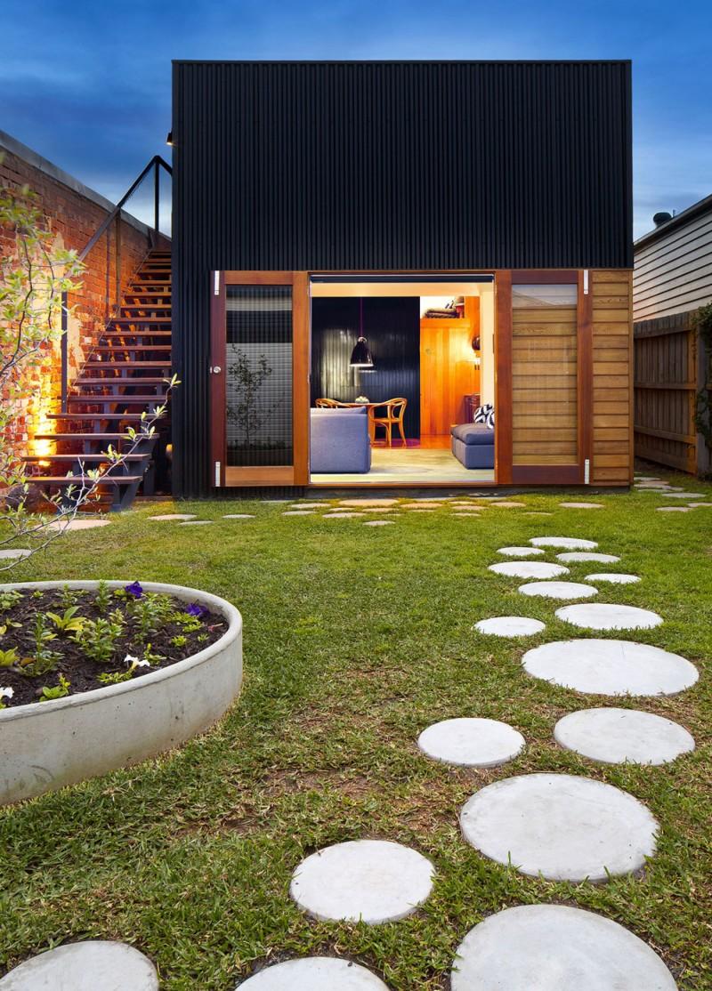modern contemporary city house in victoria australia (4)