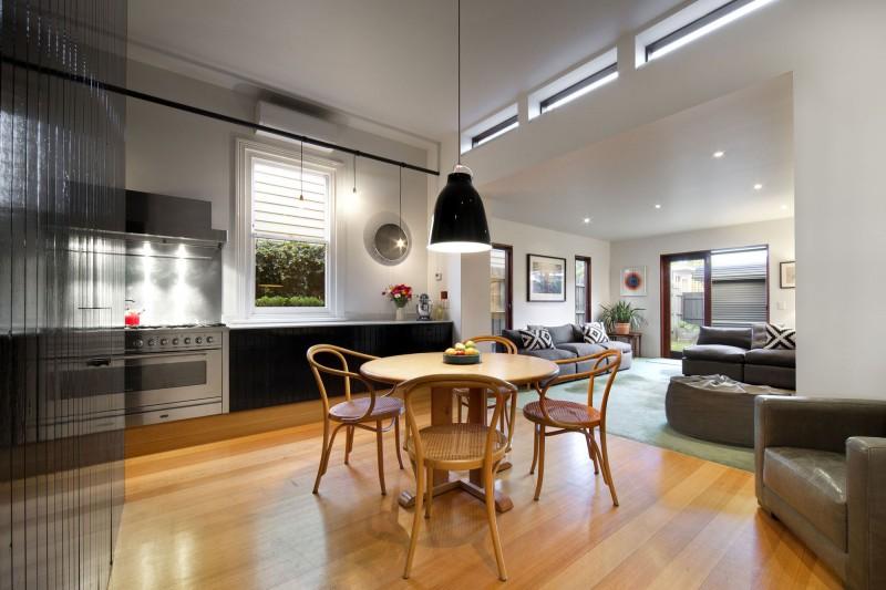 modern contemporary city house in victoria australia (8)