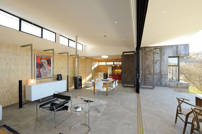 modern contemporary concrete house in namibia (8)