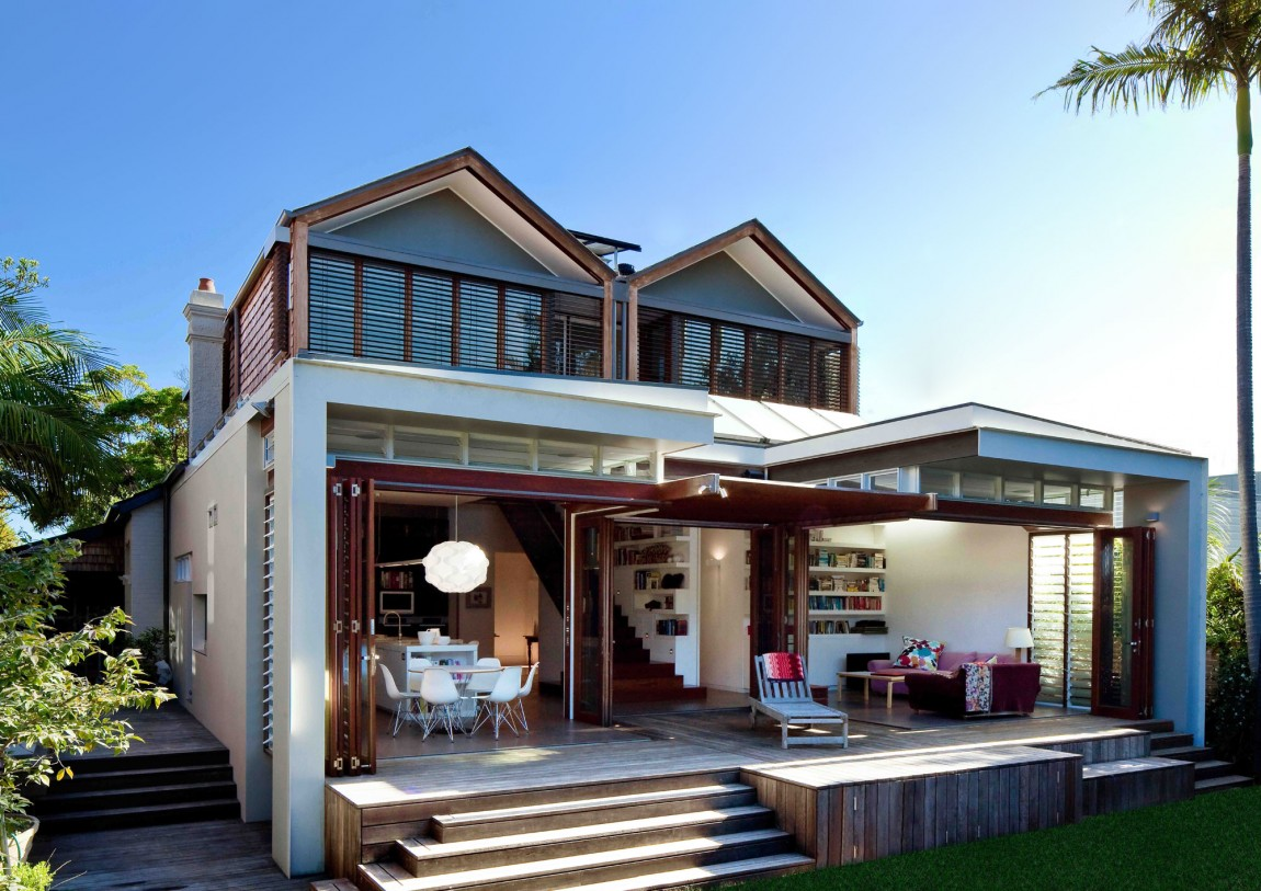modern contemporary eco-friendly house in australia (3)