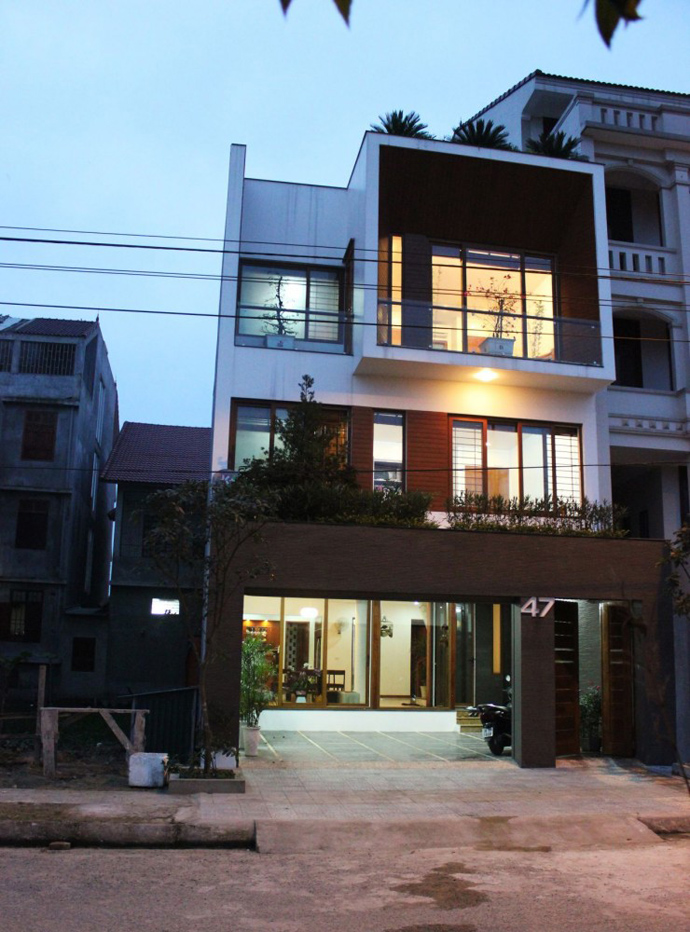 modern contemporary townhouse in vietnam (10)