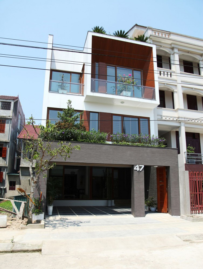 modern contemporary townhouse in vietnam (14)