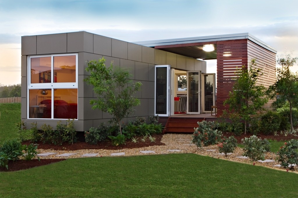 modern house one bedroom australia (4)