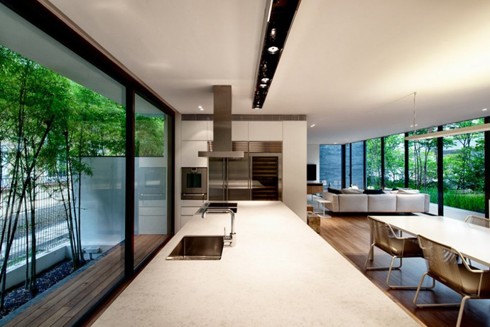 modern house with nature in singapore (9)