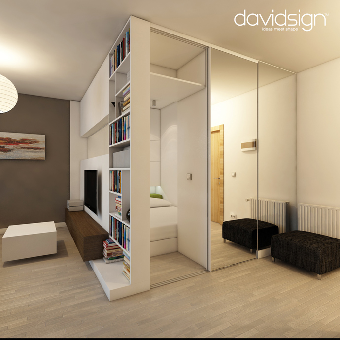 modern interior condominium room design 55 sq mt (5)