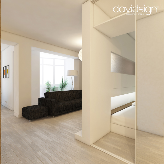 modern interior condominium room design 55 sq mt (6)