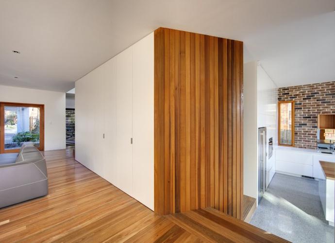 modern resident in sydney australia lawn swimming pool (3)