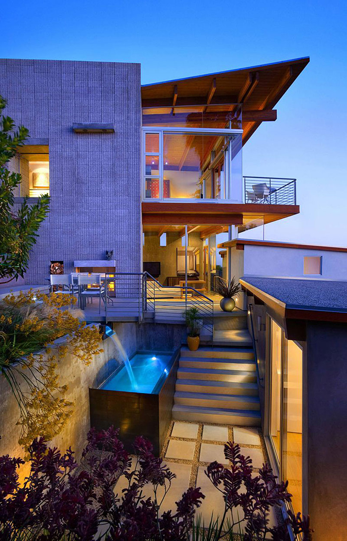 modern tropical house in california usa (12)