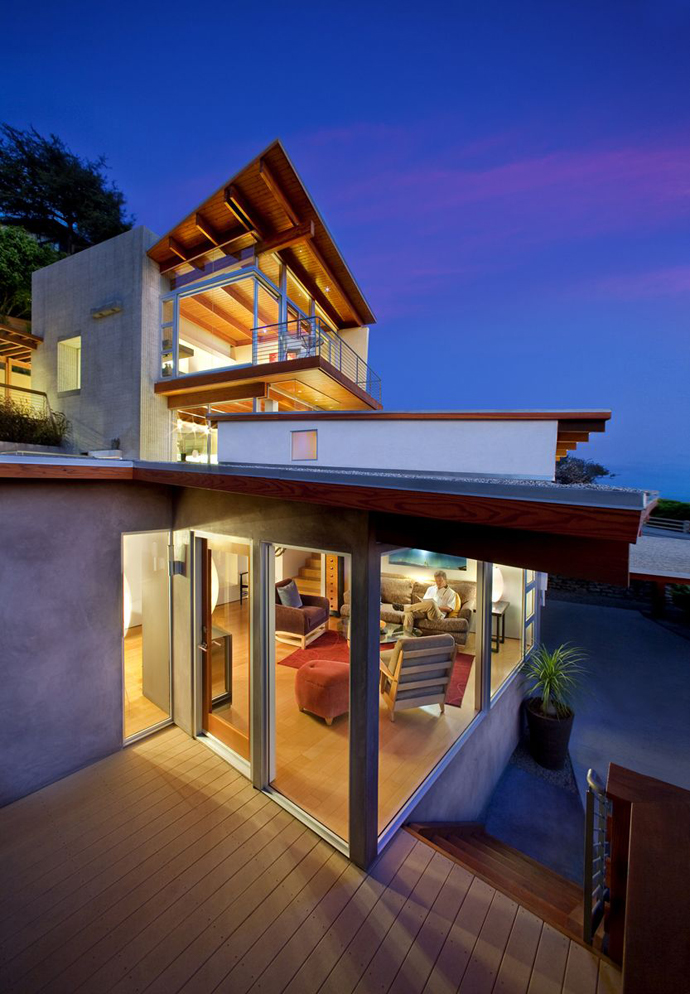 modern tropical house in california usa (15)