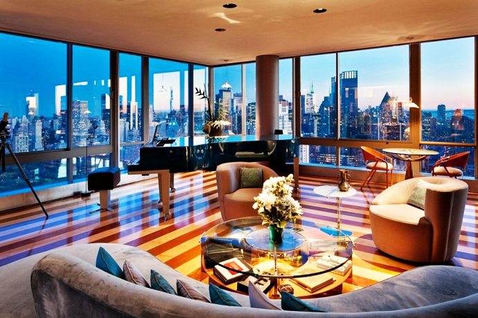 new york city apartment modern contemporary (12)