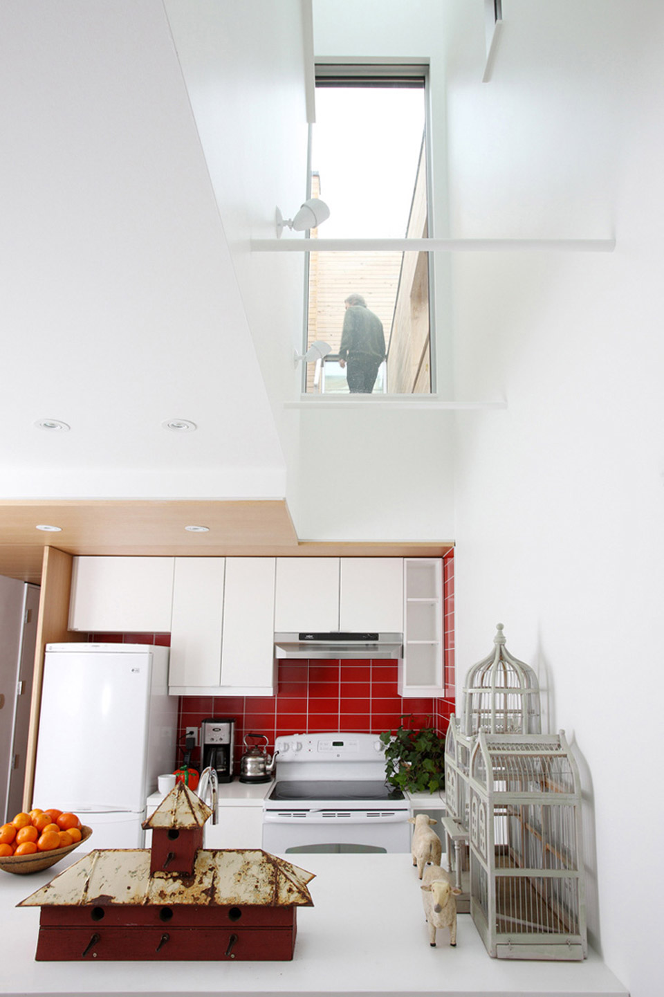 renovated loft house 120 years old (4)