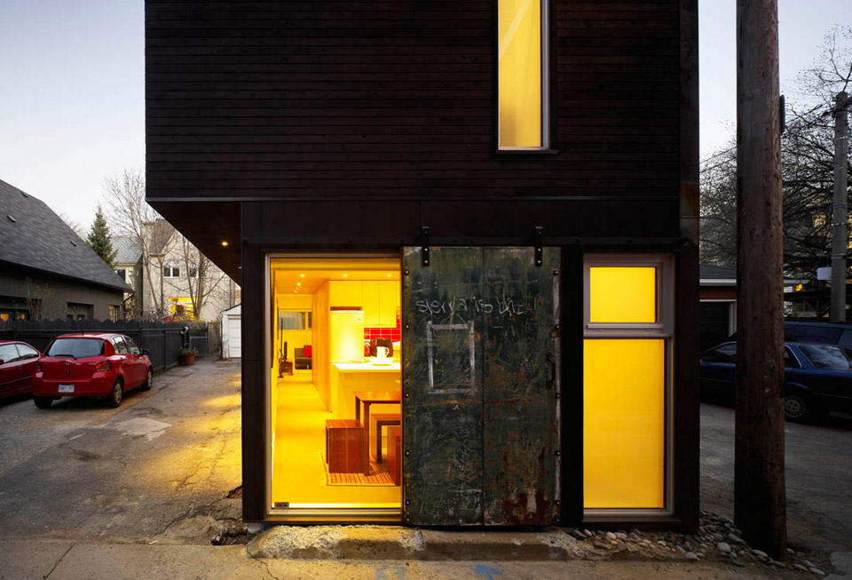 renovated loft house 120 years old (5)