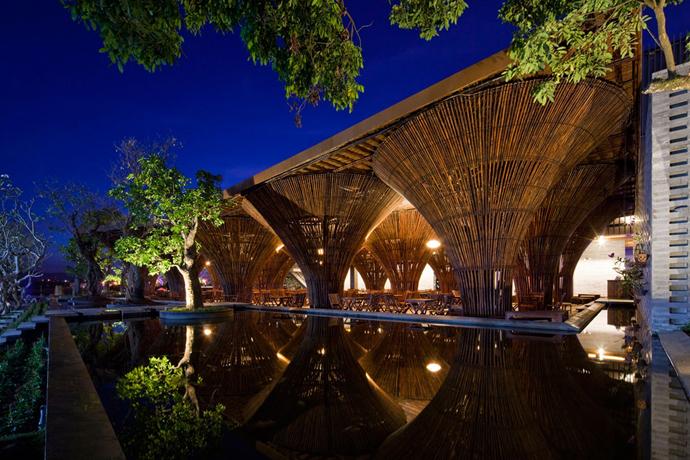 restayrant in vietnam wooden  (11)