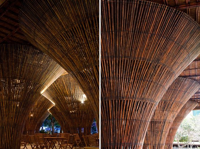 restayrant in vietnam wooden  (15)