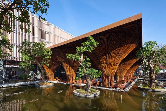 restayrant in vietnam wooden  (17)