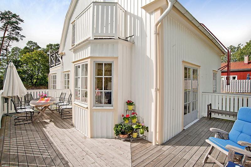 scandinevian house cottage villa style (23)