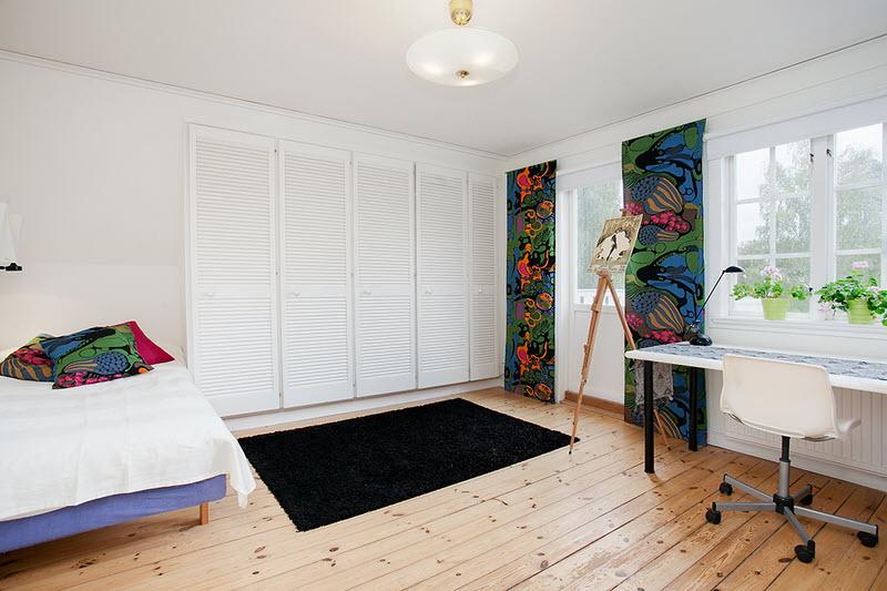 scandinevian house cottage villa style (24)