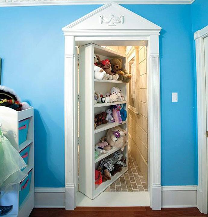 secret door in house ideas (8)