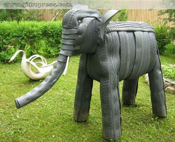 tire recycle ideas (3)