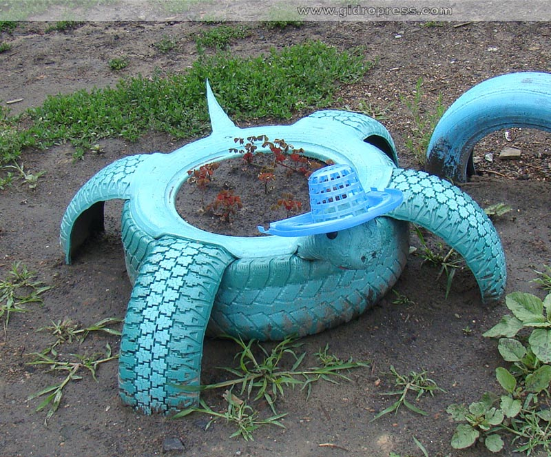 tire recycle ideas (9)